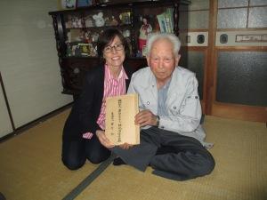 Linda and Satoshi