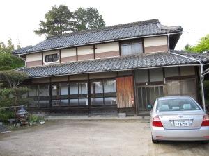 Kayasuga Ancestral Home at Katsuo