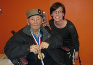 Roy Matsumoto and Linda Okazaki
