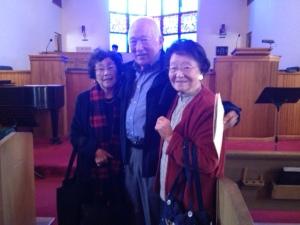 Hiroko Iida, Harold Kobayashi, Maru Hiratzka