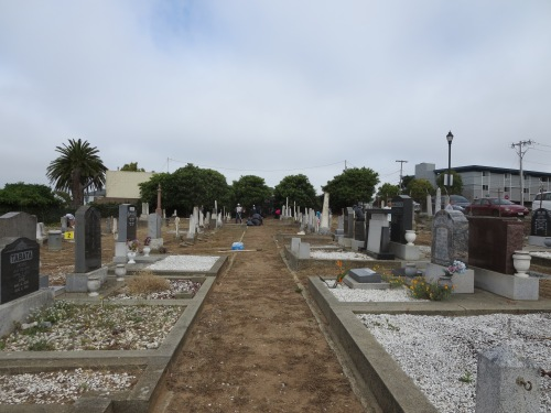 Japanese Cemetery in Colma