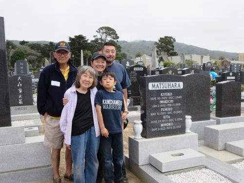 The Kagami and Umemoto Family