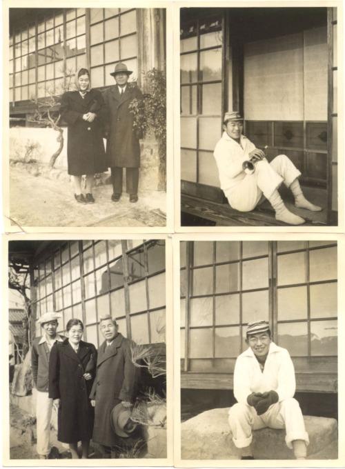 Tabara Village 1947