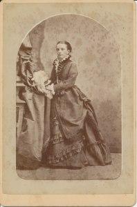 Maria Cullum Corville c 1874