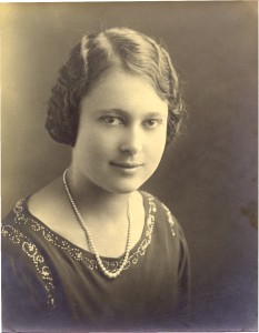 Ruth Margaret Ambrose Harms c 1920