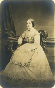 Maria Prosser Cullum c 1867